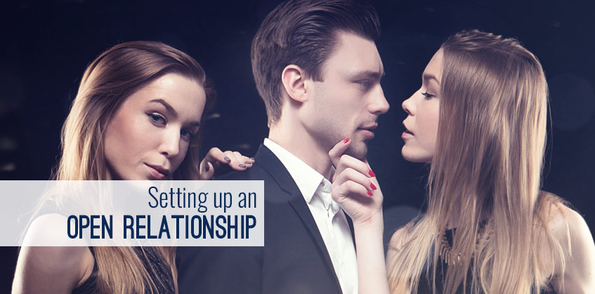 Setting up an open relationship